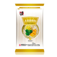 Wu-Mu Cereal Wheat Noodles, Dry, 2.3 lbs (1kg)