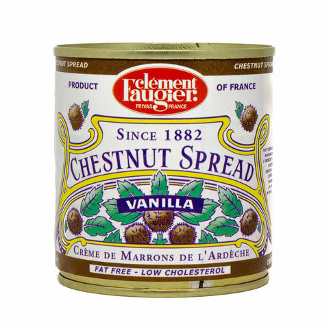 Clement Faugier Small Chestnut Spread Puree de Marrons 8.75 oz