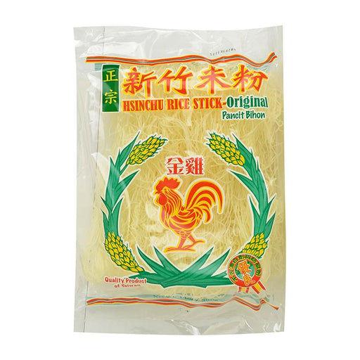 Hsinchu Thin Rice Noodles Stick Vermicelli for Pancit Bihon by Chin-Chi, 14 oz (397g)