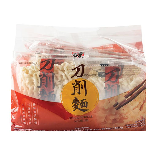 Wu-Mu Knife Cut Noodles, 1.4 lbs (650g)