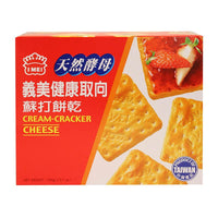 I Mei Cream Crackers, Cheese, 12.7 oz (360g)