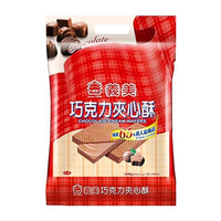 I Mei Cream Wafer, Chocolate, 14.1 oz (400g)