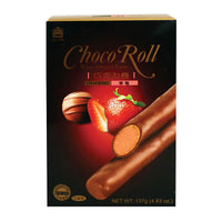 I Mei Choco Roll Filled Cookie, Strawberry, 4.8 oz (137g)
