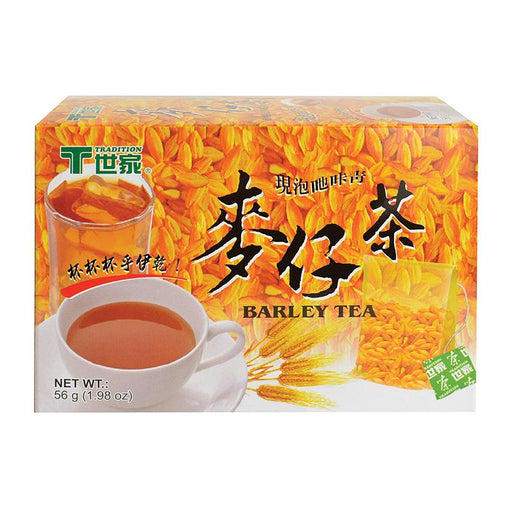 Tradition Barley Tea, 20 Tea Bags x 2.8g