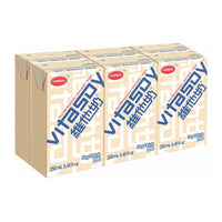 6-Pack Vitasoy Soy Milk Drink, Original by Vita, 8.5 fl oz (250mL) x 6