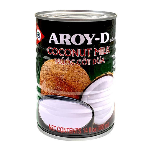 Aroy-d Coconut Milk, 14 oz (397g)