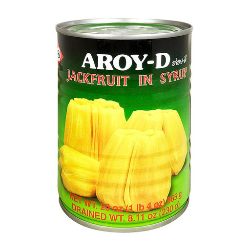 Aroy-d Jackfruit in Syrup, 20 oz (565g)