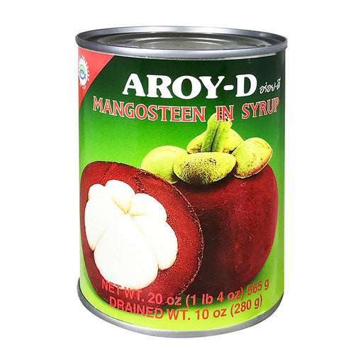 Aroy-d Mangosteen in Syrup, 20 oz (565g)