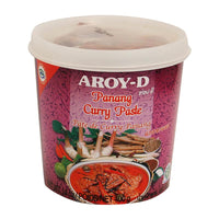 Aroy-d Panang Curry Paste, 14 oz (197g)