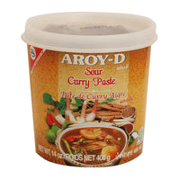 Aroy-d Sour Curry Paste, 14 oz (197g)