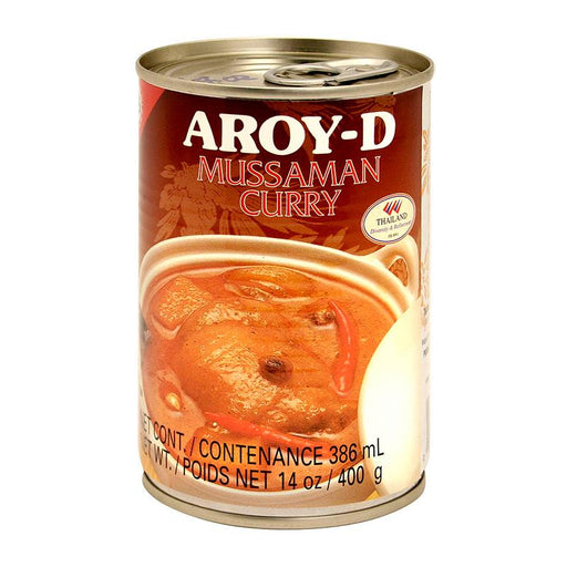 Aroy-d Massaman Curry Soup, Ready to Eat, 14 oz (197g)