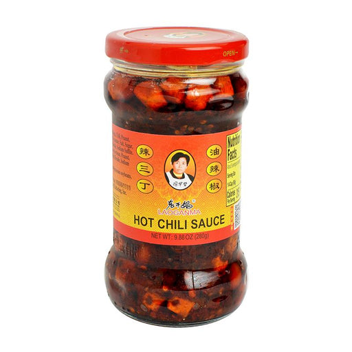 Lao Gan Ma Hot Chili Sauce, 9.9 oz (280g)