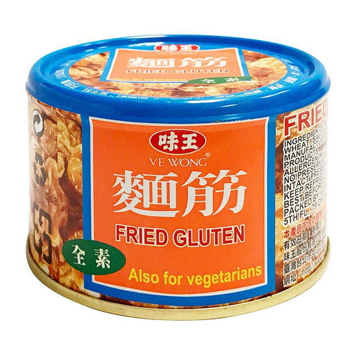 Ve Wong Fried Gluten Mian Jin, 6 oz (170g)
