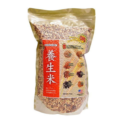 Mogami Eight Grain Rice, 5 lbs (2.3 kg)