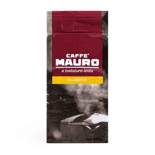 Caffe Mauro Classico Blend Slow Roasted Coffee, 8.8 oz (250g)