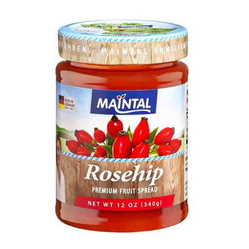 Maintal Rosehip Jam, 12 oz (340g)
