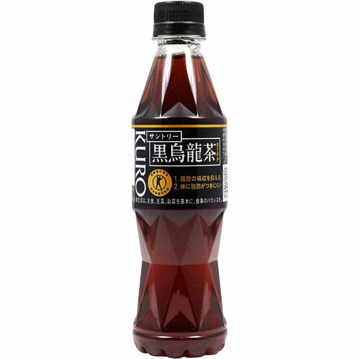 Suntory Dark Oolong Tea, Dark, 11.8 fl oz (348 ml)