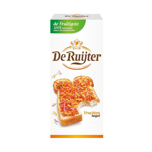 De Ruijter Fruit Flavored Sprinkles, 14.1 oz (399 g)