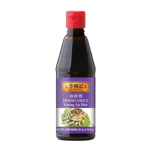 Lee Kum Kee Hoisin Sauce, Bottle, 1 lb (567 g)