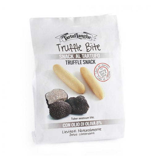Tartuflanghe Truffle Mini Grissini Breadsticks, 3.6 oz (100 g)