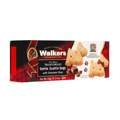 Walkers Scottie Dog Shortbread, 3.9 oz (110 g)