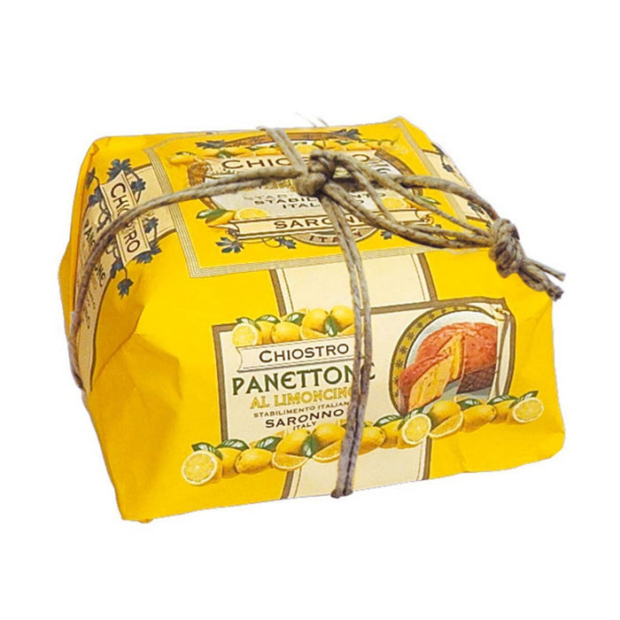 Chiostro di Saronno Panettone with Lemon Cream, 26.5 oz (750 g)