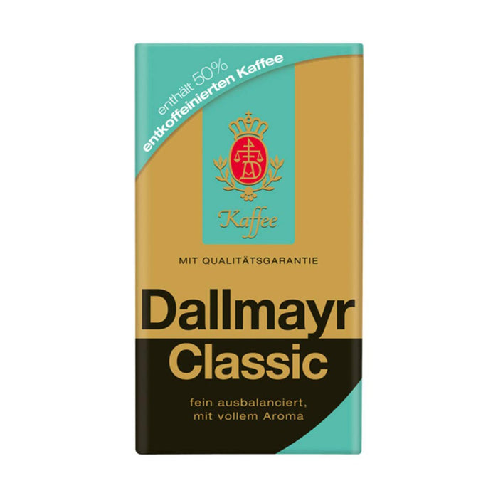 Dallmayr Classic Mild Ground Coffee, 1.1 lb (500 g)