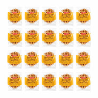 20 Pack Jacquet Authentic Belgian Waffle 3.5 oz. (100g)