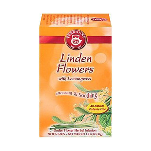 Teekanne Linden Flower Tea, 20 Ct, 1.2 oz (35 g)