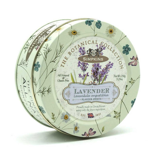 Simpkins Botanical Collection Lavender Drops, 5.3 oz (150 g)