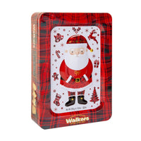 Walkers Scottish Shortbread in Santa Gift Tin, 8.8 oz (250 g)