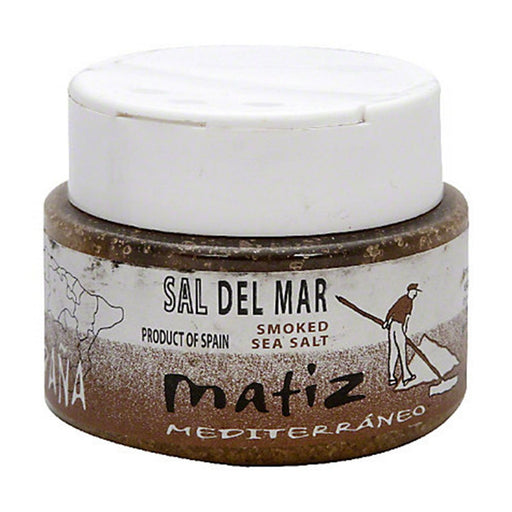 Matiz Smoked Sea Salt, 4.4 oz (125 g)