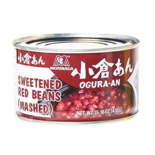 Morinaga Japanese Sweetened Red Beans, 15.2 oz (430.9128 g)