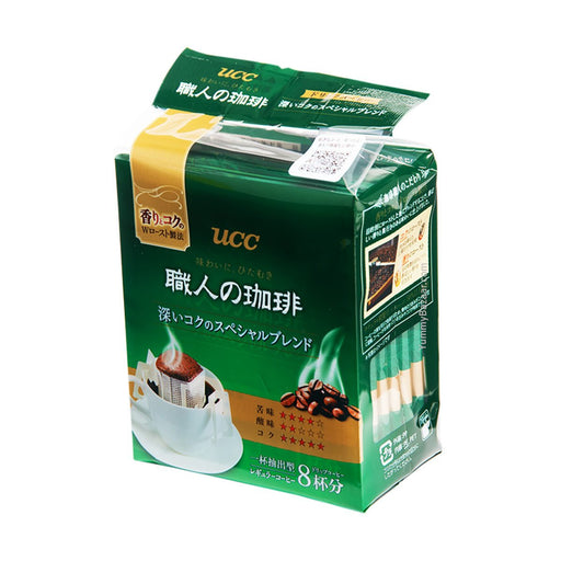 UCC Japanese Drip Coffee, Special Blend, 1.9 oz (53.8641 g)