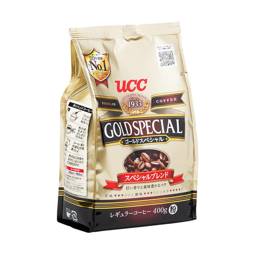 UCC Gold Special Blend Instant Coffee, 14.1 oz (399.7283 g)