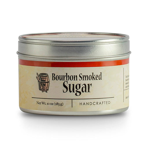 Bourbon Barrel Smoked Sugar, 10 oz (283 g)