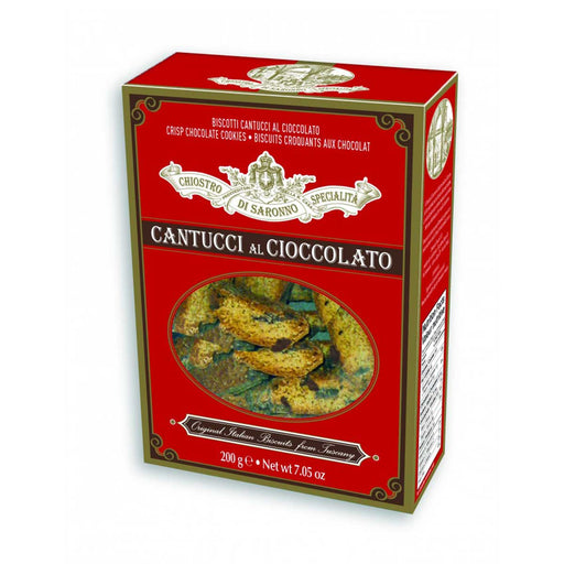 Chiostro di Saronno Cantuccini with Chocolate Chips, 7 oz (200 g)