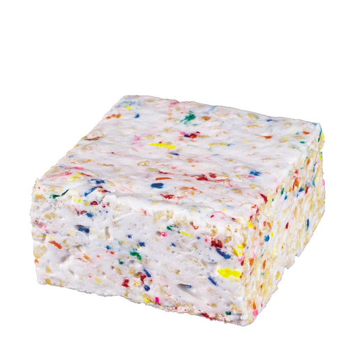 The Crispery Confetti Marshmallow Rice Crispy Cake, 6 oz (170 g)