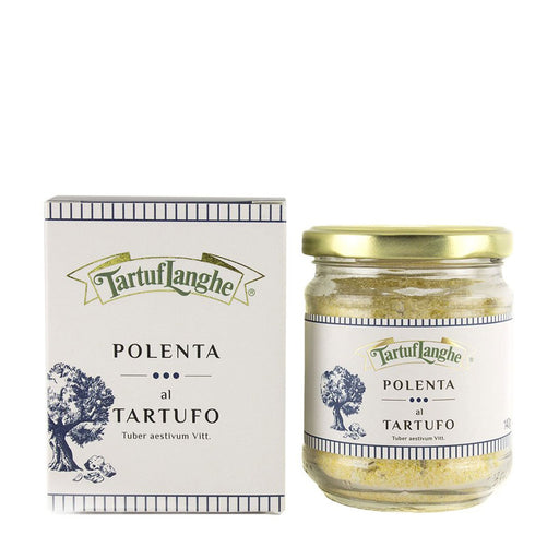 Tartuflanghe Ready Polenta with Truffle, 4.9 oz (140 g)