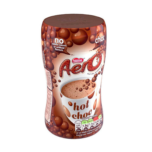 Nestle Aero Hot Chocolate, 10.1 oz (288 g)