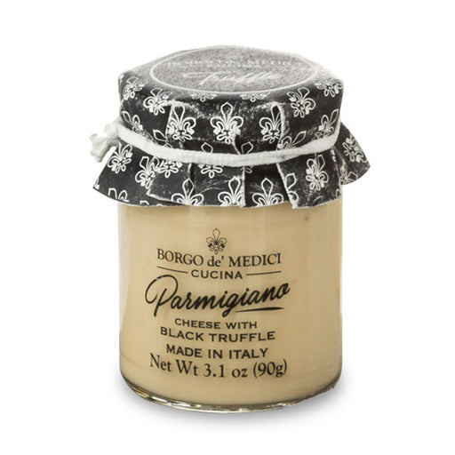 Borgo de Medici Parmigiano Cheese with Truffle, 6.3 oz (90 g)