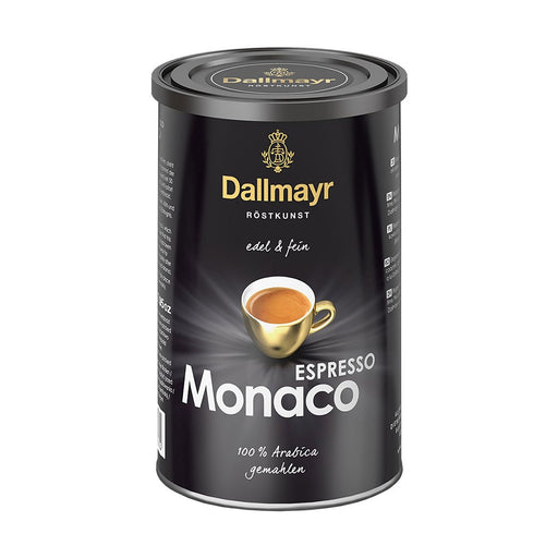 Dallmayr Espresso Monaco Ground Coffee, 7 oz (200 g)