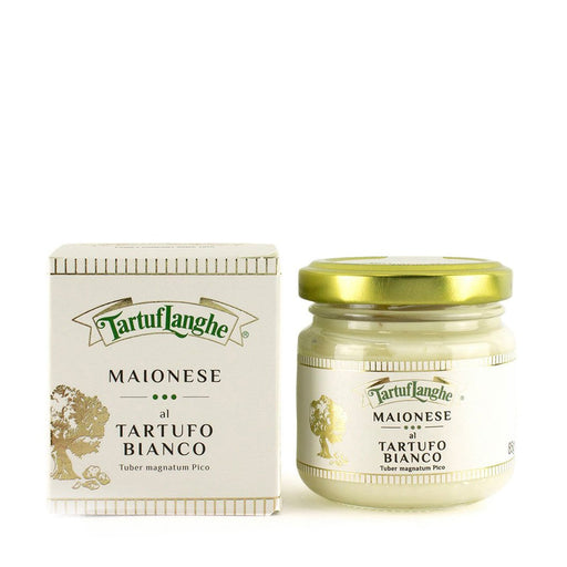 Tartuflanghe Mayonnaise with White Truffle, 3 oz (85 g)