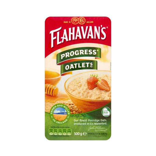 Flahavan's Progress Oatlets, 1.1 lb (500 g)