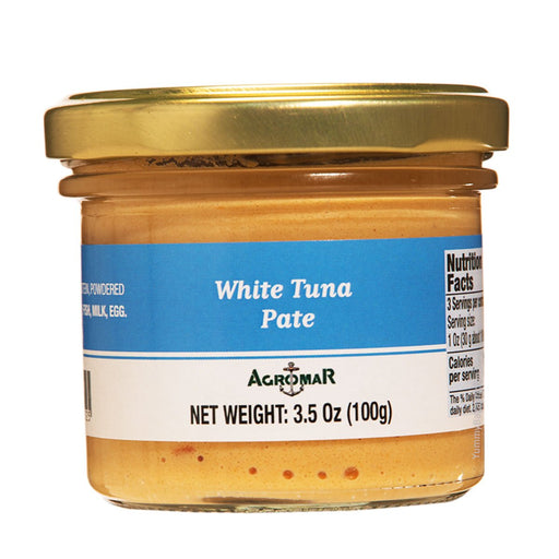 Agromar Spanish White Tuna Pate, 3.5 oz (100 g)