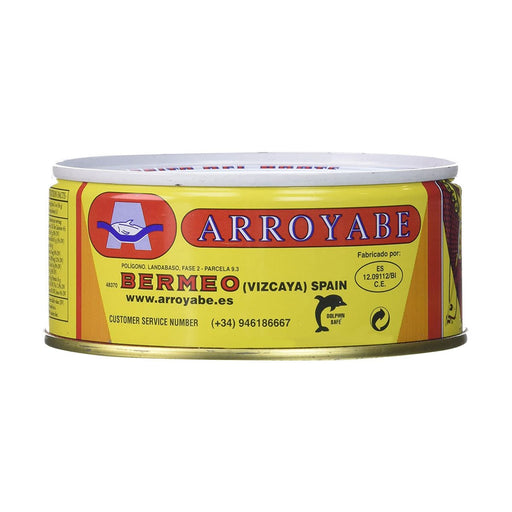 Arroyabe Bonito White Tuna in Olive Oil, 9.2 oz (260 g)