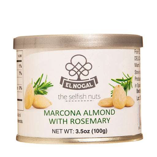 El Nogal Marcona Almond With Rosemary, 3.5 oz (100 g)