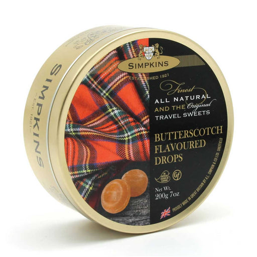Simpkins Butterscotch Drops, 7 oz (200 g)