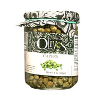 Andalusian Olives Spanish Capers, 8 oz (226 g)