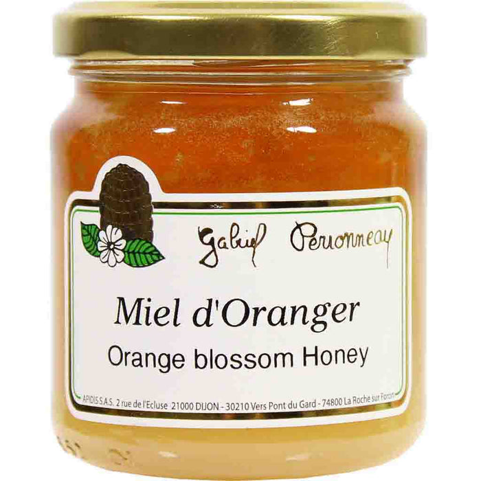 Gabriel Perronneau - Orange Blossom Honey 8.8 oz. (250g)